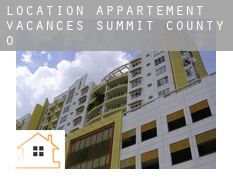 Location appartement vacances  Summit