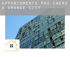 Appartements pas chers à  Orange City