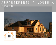 Appartements à louer à  Orange