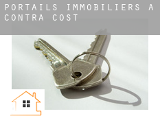 Portails immobiliers à  Contra Costa