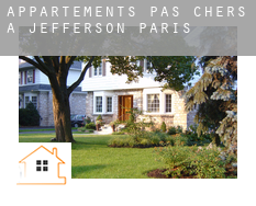 Appartements pas chers à  Jefferson