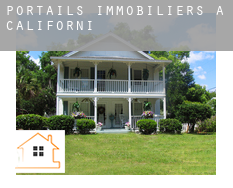 Portails immobiliers à  Californie