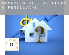Appartements pas chers à  Pennsylvanie