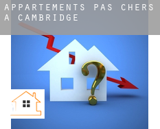Appartements pas chers à  Cambridge