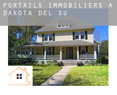 Portails immobiliers à  South Dakota