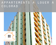Appartements à louer à  Colorado