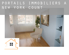 Portails immobiliers à  New York